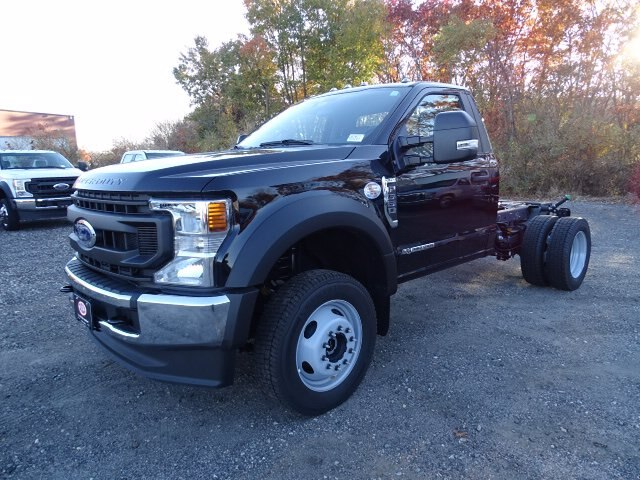 2020 Ford F-550 Regular Cab DRW 4x4, Cab Chassis #CR7677 - photo 1