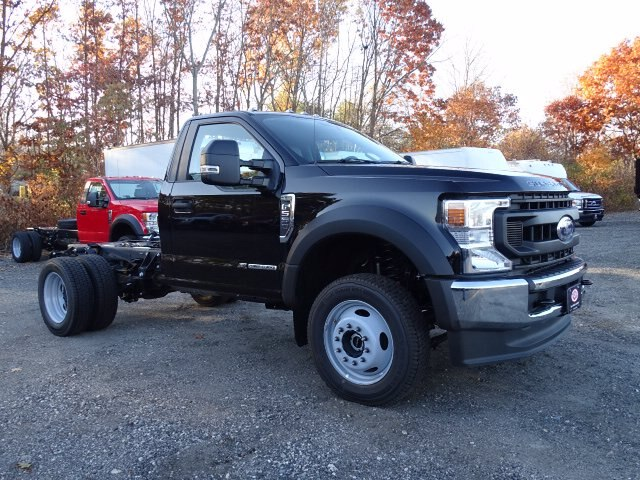 2020 Ford F-550 Regular Cab DRW 4x4, Cab Chassis #CR7677 - photo 5