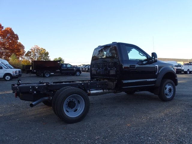 2020 Ford F-550 Regular Cab DRW 4x4, Cab Chassis #CR7677 - photo 6