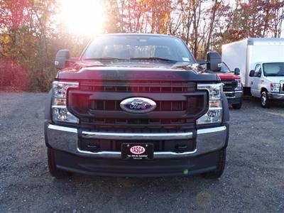 2020 Ford F-550 Regular Cab DRW 4x4, Cab Chassis #CR7677 - photo 4