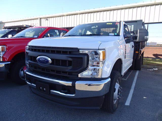 2020 Ford F-350 Regular Cab DRW 4x4, Knapheide Value-Master X Stake Bed #CR7683 - photo 3
