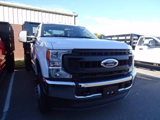 2020 Ford F-350 Regular Cab DRW 4x4, Knapheide Value-Master X Stake Bed #CR7683 - photo 4