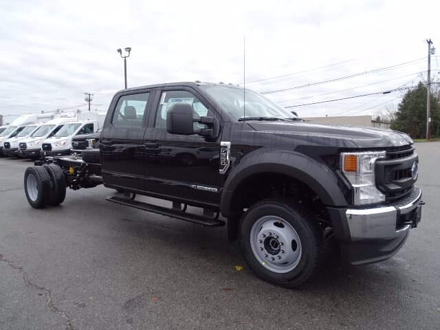 2020 Ford F-550 Crew Cab DRW 4x4, Cab Chassis #CR7701 - photo 1