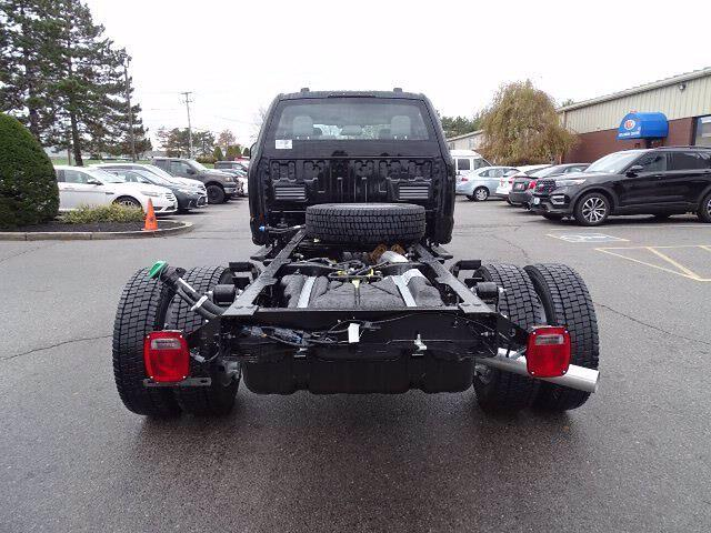 2020 Ford F-550 Crew Cab DRW 4x4, Cab Chassis #CR7701 - photo 7