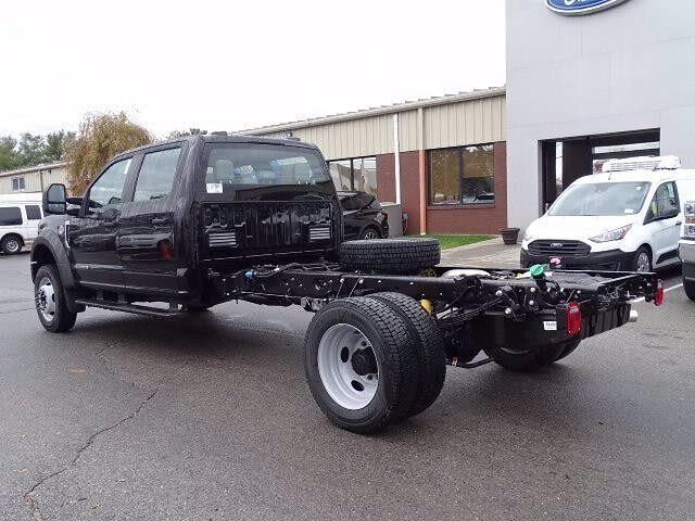 2020 Ford F-550 Crew Cab DRW 4x4, Cab Chassis #CR7701 - photo 8