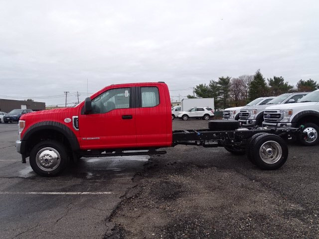 2021 Ford F-550 Super Cab DRW 4x4, Cab Chassis #CR7725 - photo 1