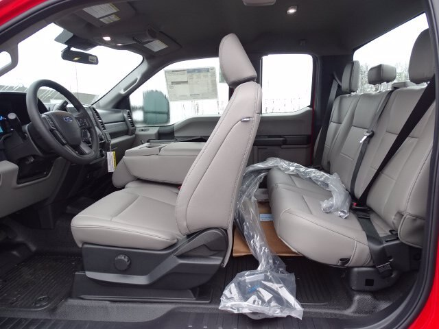2021 Ford F-550 Super Cab DRW 4x4, Cab Chassis #CR7725 - photo 11