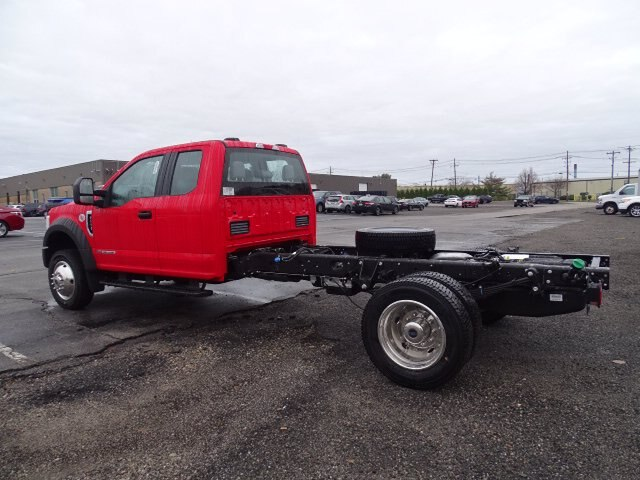 2021 Ford F-550 Super Cab DRW 4x4, Cab Chassis #CR7725 - photo 7