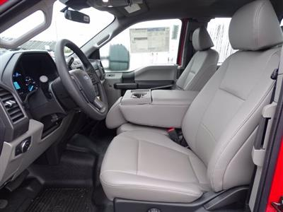 2021 Ford F-550 Super Cab DRW 4x4, Cab Chassis #CR7725 - photo 10