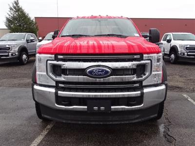 2021 Ford F-550 Super Cab DRW 4x4, Cab Chassis #CR7725 - photo 3