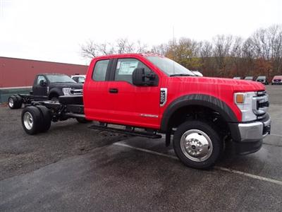 2021 Ford F-550 Super Cab DRW 4x4, Cab Chassis #CR7725 - photo 4