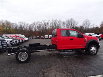 2021 Ford F-550 Super Cab DRW 4x4, Cab Chassis #CR7725 - photo 5