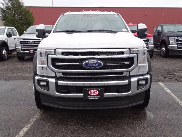 2021 Ford F-450 Super Cab DRW 4x4, Cab Chassis #CR7736 - photo 3