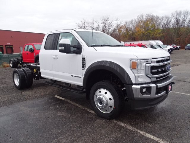 2021 Ford F-450 Super Cab DRW 4x4, Cab Chassis #CR7736 - photo 4