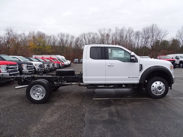 2021 Ford F-450 Super Cab DRW 4x4, Cab Chassis #CR7736 - photo 5