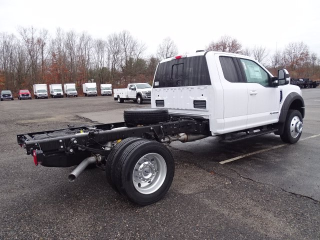 2021 Ford F-450 Super Cab DRW 4x4, Cab Chassis #CR7736 - photo 6