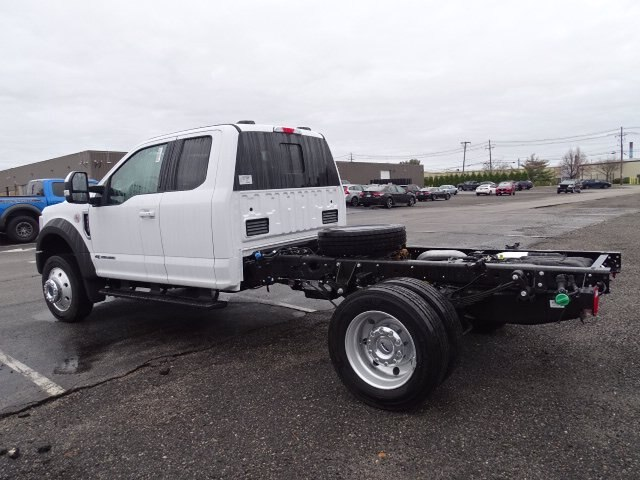 2021 Ford F-450 Super Cab DRW 4x4, Cab Chassis #CR7736 - photo 7