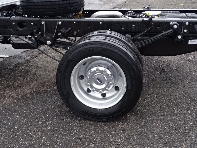 2021 Ford F-450 Super Cab DRW 4x4, Cab Chassis #CR7736 - photo 8