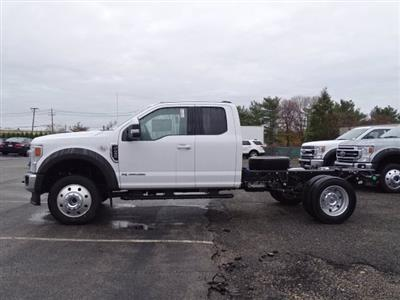 2021 Ford F-450 Super Cab DRW 4x4, Cab Chassis #CR7736 - photo 1
