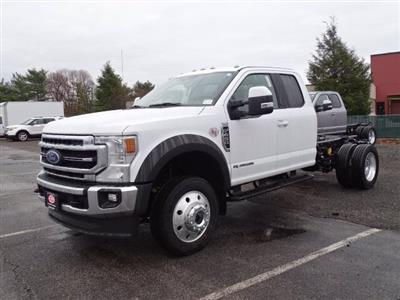 2021 Ford F-450 Super Cab DRW 4x4, Cab Chassis #CR7736 - photo 2