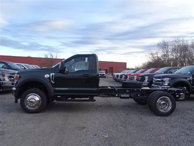 2021 Ford F-550 Regular Cab DRW 4x4, Cab Chassis #CR7861 - photo 2