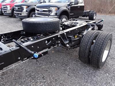 2021 Ford F-550 Regular Cab DRW 4x4, Cab Chassis #CR7861 - photo 3