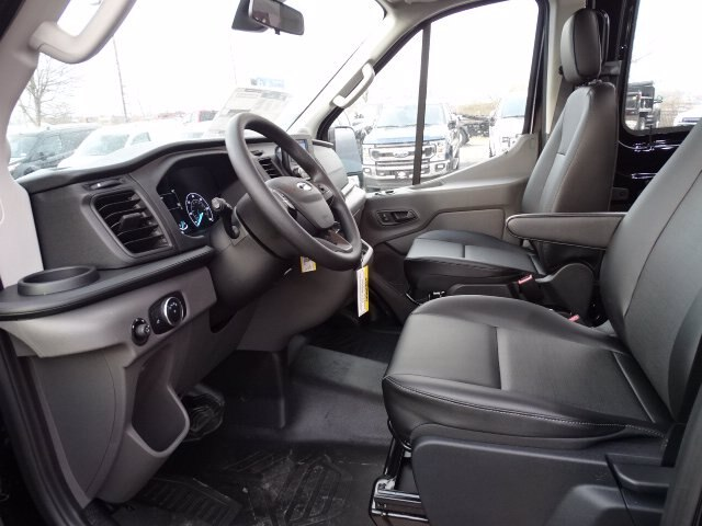 2020 Ford Transit 250 Med Roof 4x2, Empty Cargo Van #CR7902 - photo 9