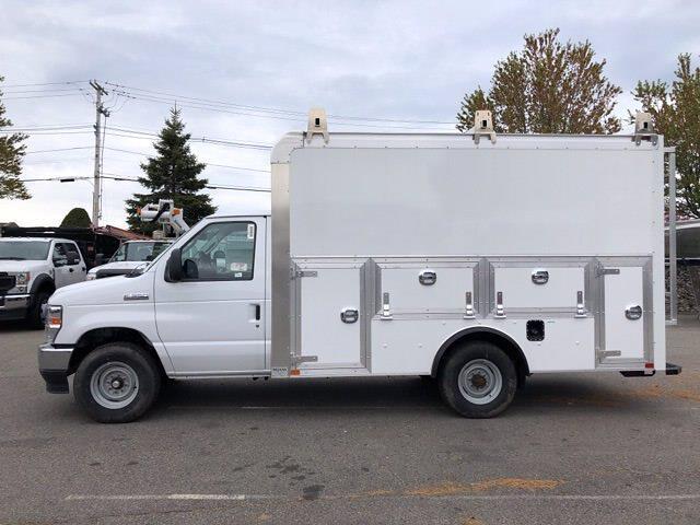 2021 Ford E-350 4x2, Dejana DuraCube Max Service Utility Van #CR7923 - photo 1