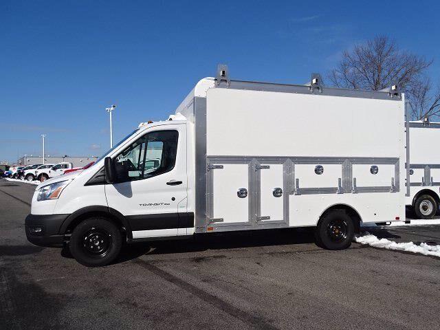 2020 Ford Transit 350 4x2, Dejana Service Utility Van #CR7941 - photo 1