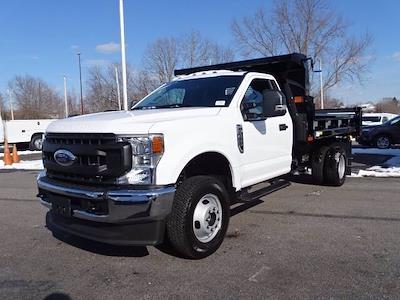 2020 Ford F-350 Regular Cab DRW 4x4, Rugby Dump Body #CR7945 - photo 1