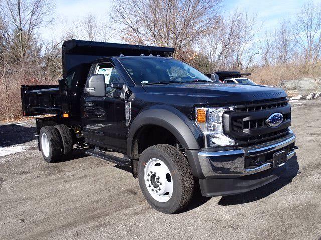 2020 Ford F-550 Regular Cab DRW 4x4, Rugby Dump Body #CR7946 - photo 1