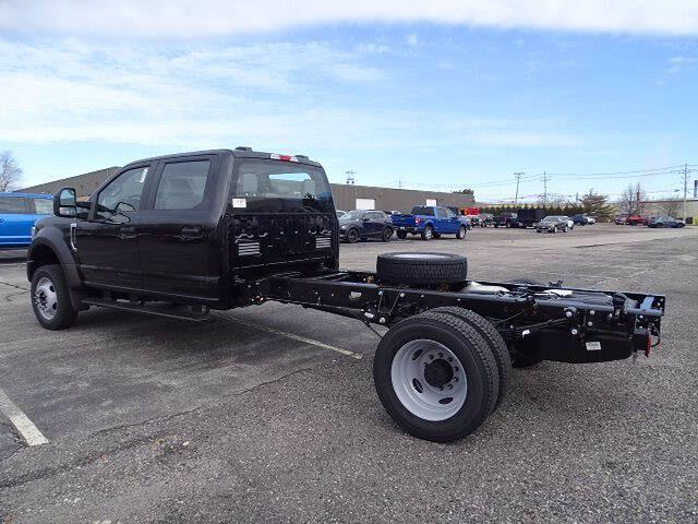 2021 Ford F-550 Crew Cab DRW 4x4, Cab Chassis #CR7957 - photo 1