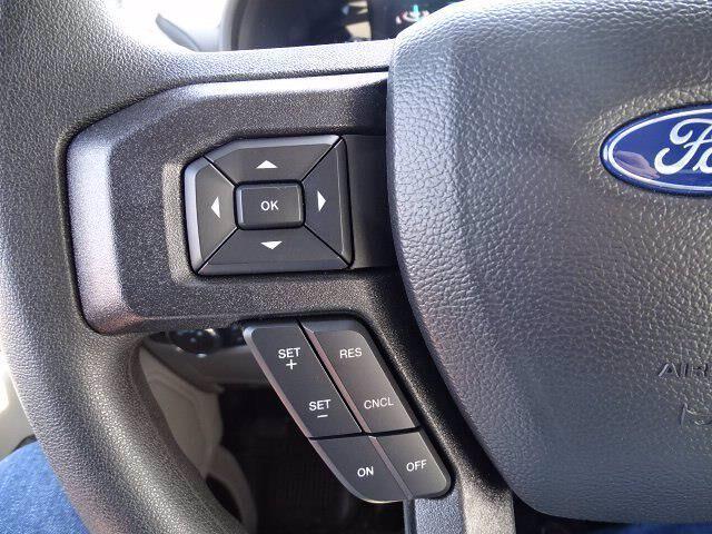 2021 Ford F-550 Regular Cab DRW 4x4, Landscape Dump #CR7966 - photo 12