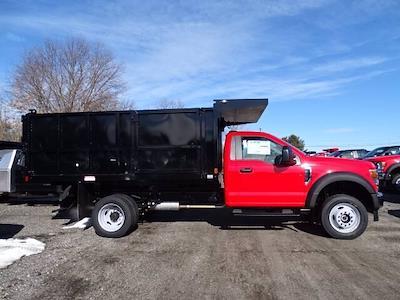 2021 Ford F-550 Regular Cab DRW 4x4, Landscape Dump #CR7966 - photo 3