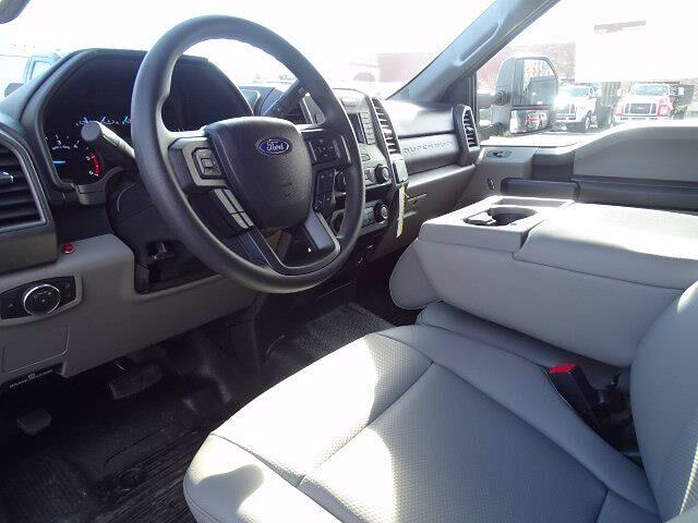 2021 Ford F-550 Regular Cab DRW 4x4, Landscape Dump #CR7972 - photo 5