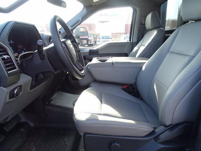 2021 Ford F-550 Regular Cab DRW 4x4, Landscape Dump #CR7972 - photo 6