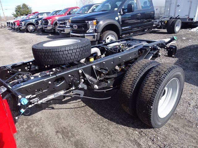 2021 Ford F-550 Super Cab DRW 4x4, Cab Chassis #CR7993 - photo 3