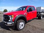 2021 Ford F-550 Super Cab DRW 4x4, Cab Chassis #CR7993 - photo 1