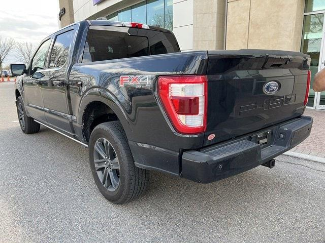 2021 Ford F-150 SuperCrew Cab 4x4, Pickup #CR7995 - photo 4
