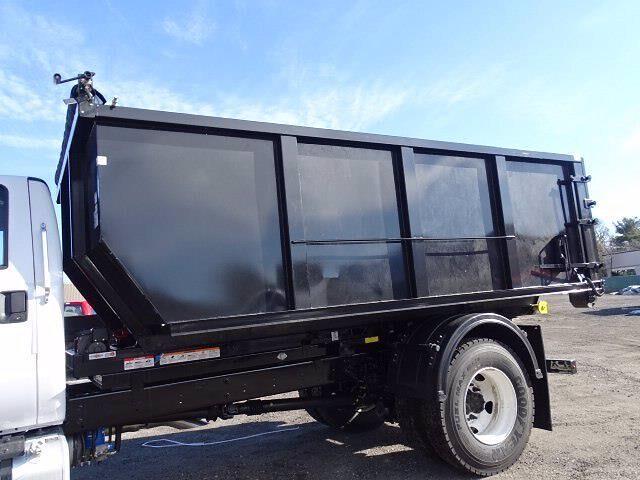 2021 Ford F-650 Regular Cab DRW 4x2, Switch N Go Drop Box Hooklift Body #CR8040 - photo 4