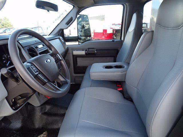 2021 Ford F-650 Regular Cab DRW 4x2, Switch N Go Drop Box Hooklift Body #CR8040 - photo 6