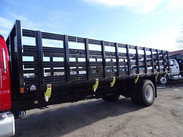 2021 Ford F-750 Regular Cab DRW 4x2, Stake Bed #CR8041 - photo 4