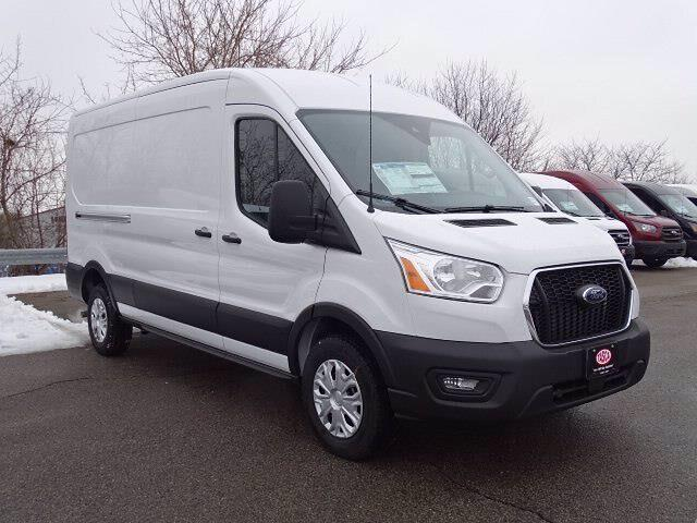 2021 Ford Transit 250 Medium Roof 4x2, Empty Cargo Van #CR8046 - photo 1