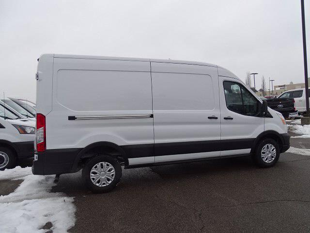 2021 Ford Transit 250 Medium Roof 4x2, Empty Cargo Van #CR8046 - photo 4