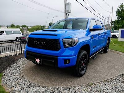 2019 Toyota Tundra Crew Cab 4x4, Pickup #CR8052A - photo 4