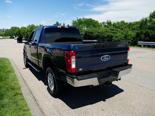 2017 Ford F-250 Crew Cab 4x4, Fisher Snowplow Pickup #CR8063A - photo 4