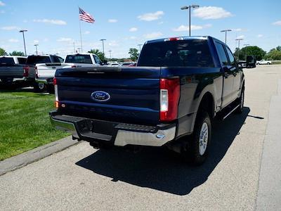 2017 Ford F-250 Crew Cab 4x4, Fisher Snowplow Pickup #CR8063A - photo 6
