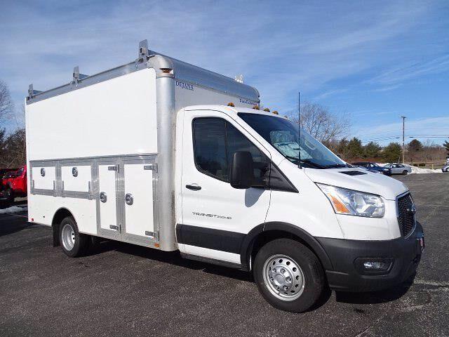 2020 Ford Transit 350 HD DRW 4x2, Dejana Service Utility Van #CR8120 - photo 1