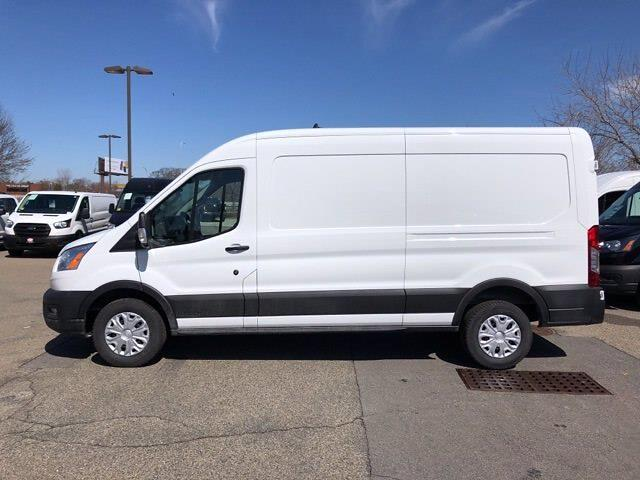 2021 Ford Transit 250 Medium Roof 4x2, Empty Cargo Van #CR8129 - photo 3
