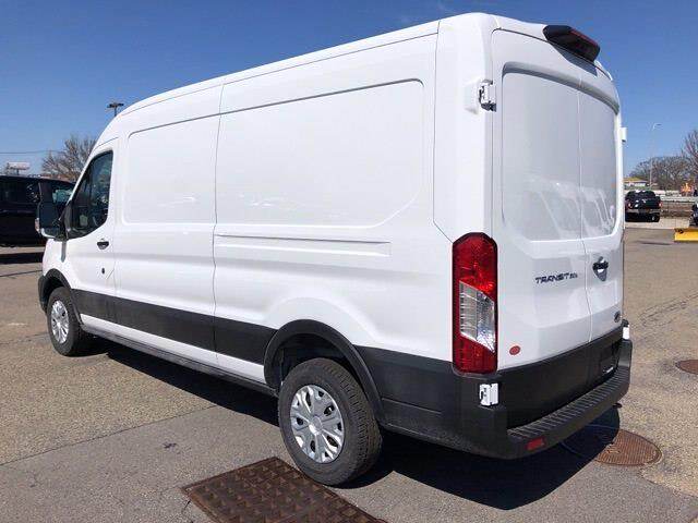 2021 Ford Transit 250 Medium Roof 4x2, Empty Cargo Van #CR8129 - photo 4
